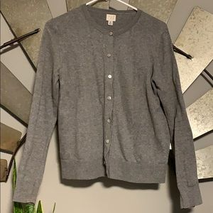 A new day gray cardigan from target